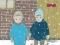 First snow/はつ雪