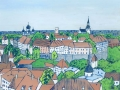 Olod town of Tallinn, Estonia2
