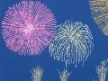 Firework in Sakawariver(Aug.)