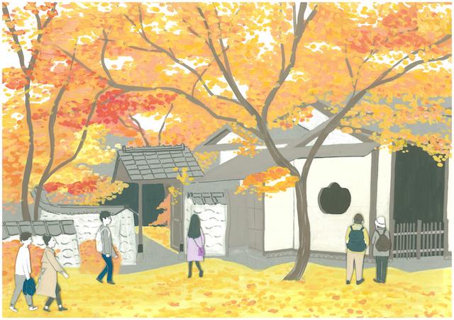 Matsunagakinenkan(Nov.)