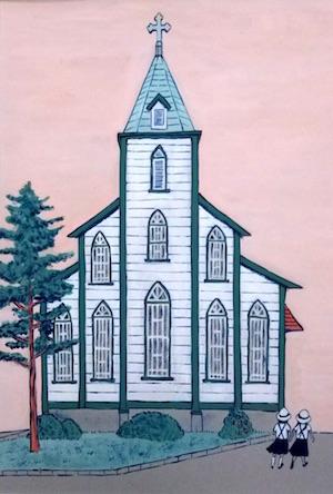 カトリック小田原教会(小田原)