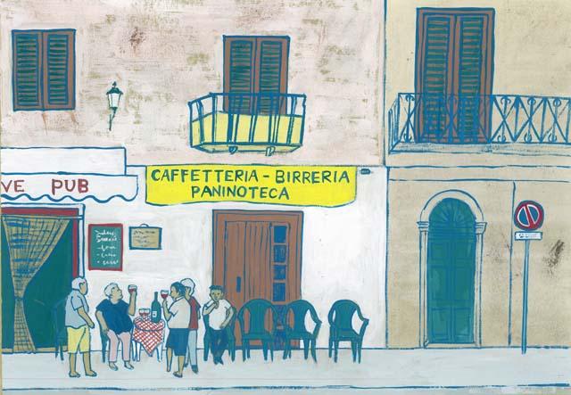 Bar Italy