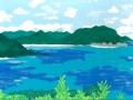 長崎福江島(高浜)