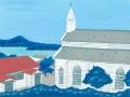 長崎福江島(水ノ浦教会)